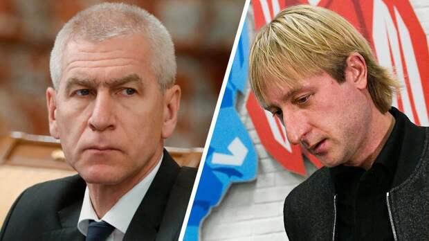 Министр спорта РФ готов встретиться с Плющенко по вопросу о переходе к нему Косторной
