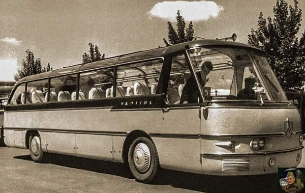 Прототипы Советских автомобилей будущего