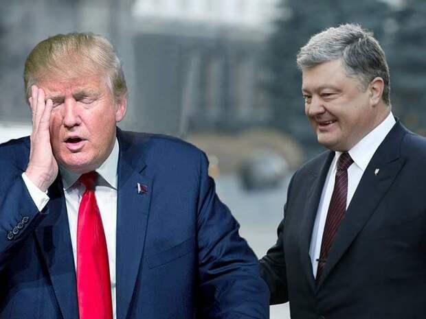 Порошенко весьма оптимистично прокомментировал встречу Путина и Трампа