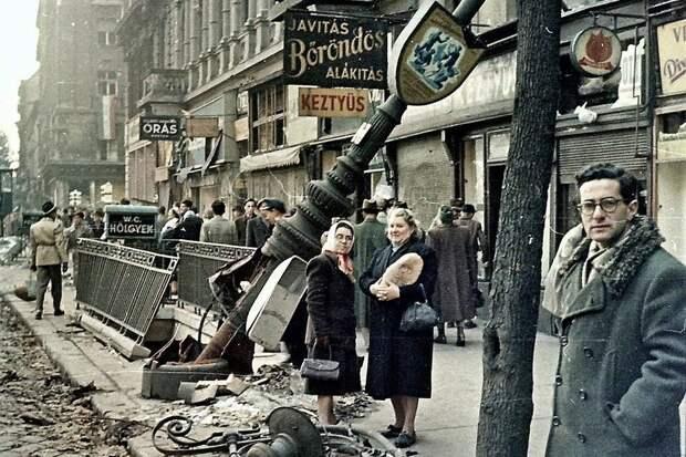 «Расстреляны, повешены и сожжены»: Венгерское восстание 1956 года