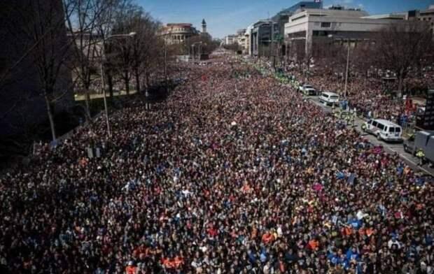 Как слили «Американскую мечту»: Трамп испугался демократии и предал своих сторонников 4 рейху