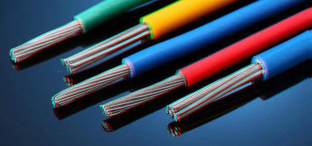 Можно ли делать электропроводку гибким проводом?