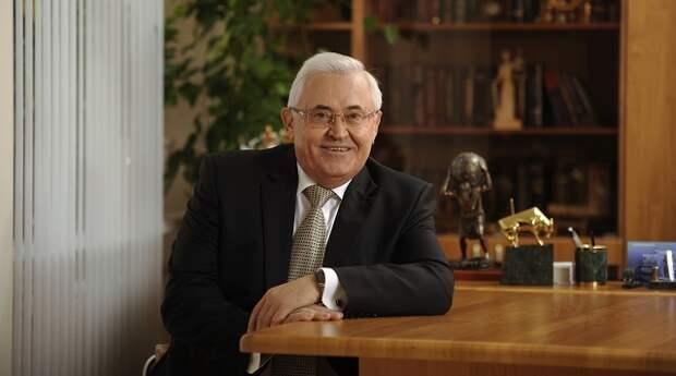 На Кубани умер Заслуженный юрист России Юрий Ламейкин