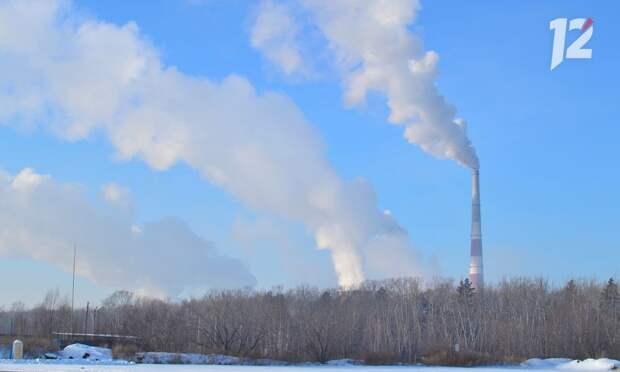 В воздуха сразу двух округов Омска обнаружили вредные примеси
