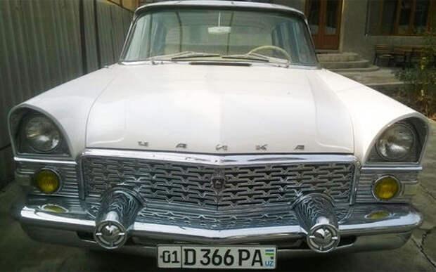 В Сети продают очередной  «автомобиль Брежнева». Очень дорого
