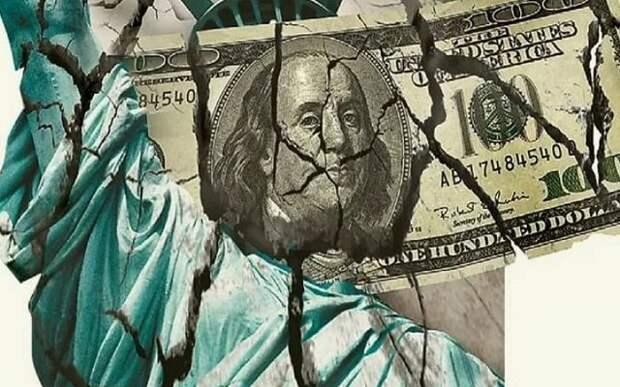 Экономист назвал главную причину отказа от доллара США во всем мире