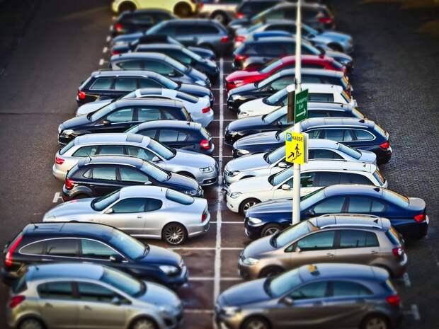 В 2020 году у парка Кирова в Ижевске будет больше парковочных мест