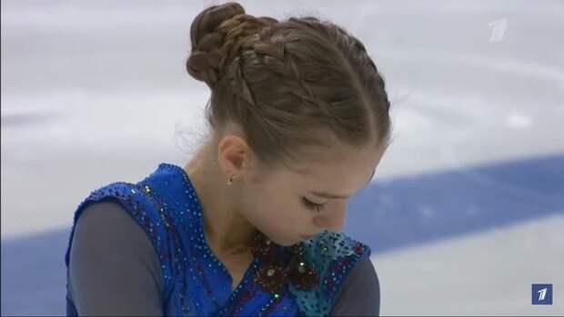 Александра Трусова публично обратилась к своему бывшему тренеру Этери Тутберидзе