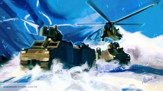 Ветеран британской армии раскрыл планы США «взорвать» Арктику