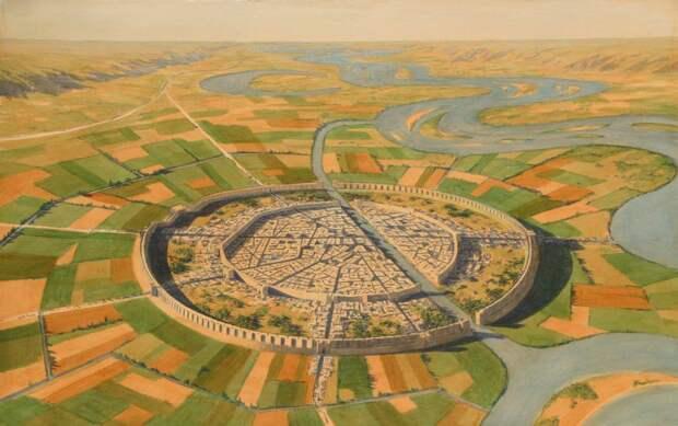 Аркаим-древняя цивилизация Ариев