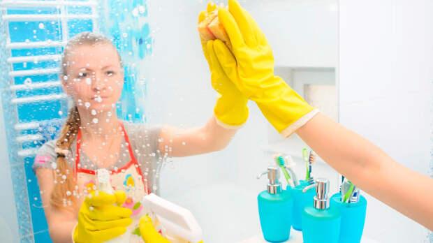 Как быстро отмыть зеркало от налета: лайфхаки и эффективные домашние средства