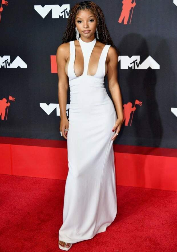 12/32 Halle Bailey in MônotImage: ANGELA WEISS/AFP via Getty Images