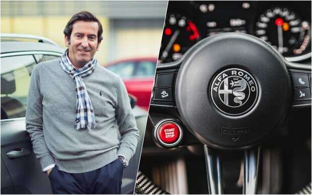 Главный дизайнер Dacia и Lada сбежал в Alfa Romeo