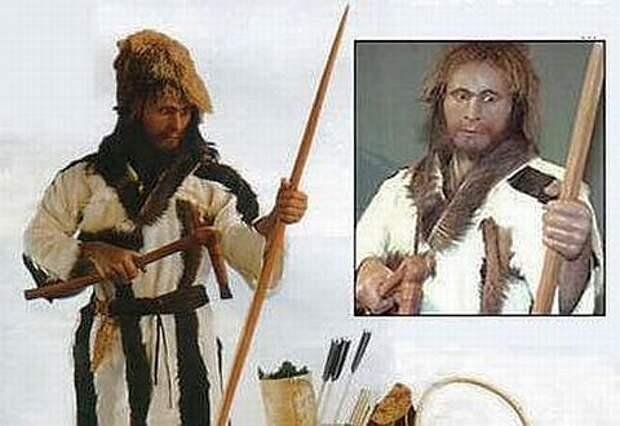 Cтрелам — 7000 лет, топору — 2000, а шкура, в которую была закутана мумия, содрана с козы, обитавшей 5000 лет назад лишь в Китае.