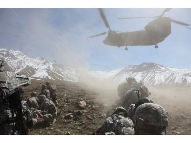 Заколдованные круги Байдена в Ираке и в Афганистане