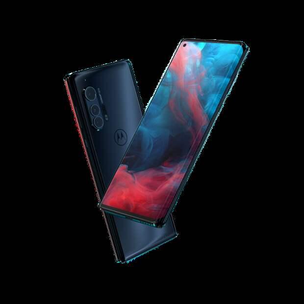 90 Гц, 108 Мп, 12 ГБ ОЗУ, чистый Android 10. Современный флагман Motorola приехал в Россию и стоит заметно дешевле, чем в Европе
