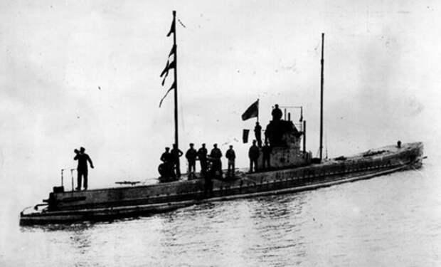 Нацистская субмарина-призрак: находка на спутниковых картах