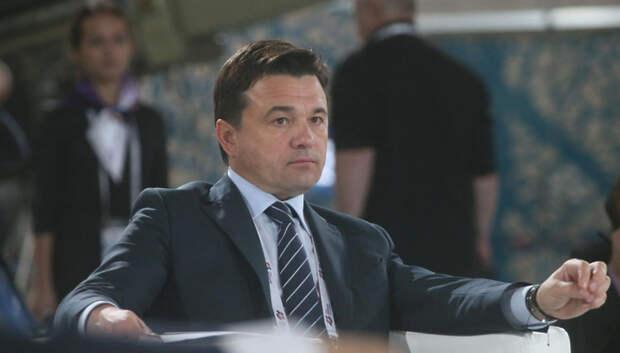 Воробьев вошел в пятерку лидеров рейтинга цитируемости губернаторов‑блогеров за май
