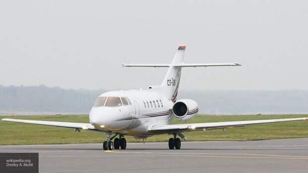 Венесуэла ликвидировала неопознанный самолет с бортовым номером США