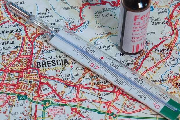 В Италии происходят задержки с поставками вакцины / Фото: pixabay.com