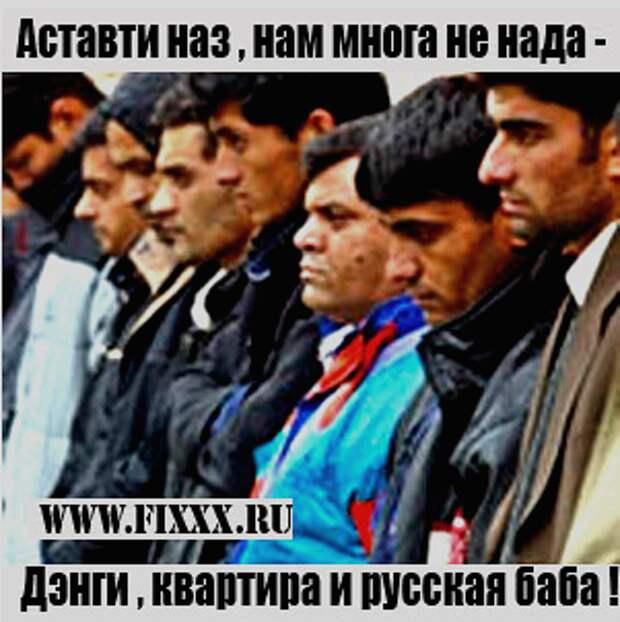 Роль национальных диаспор в России
