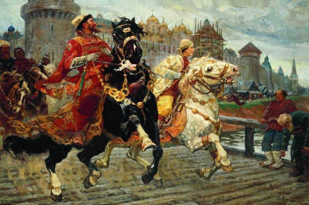 «Путин должен разобраться с боярами: одних – на кол, других – в опалу». Михаил Хазин.