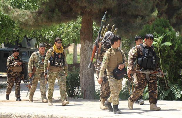 Афганистан на грани большой гражданской войны