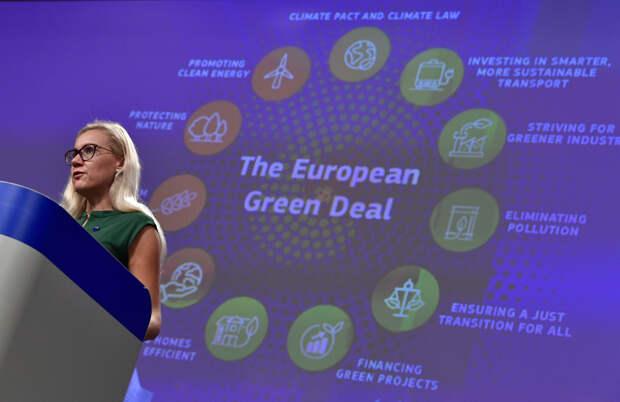 Европейский зелёный курс и перспективы сотрудничества между ЕС и Россией в области энергетики