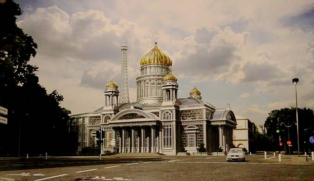 "Выставка Юрия Купера ""И камни проповедуют"""
