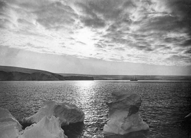 Первая Австралийская антарктическая экспедиция в фотографиях Фрэнка Хёрли 1911-1914 45