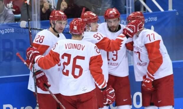 Российские хоккеисты вышли в финал!