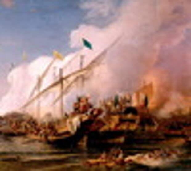 «Паровые» реформы Адмиралтейства