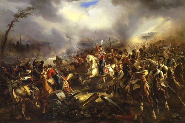 """""""Битва народов"""": русские войска с союзниками разгромили Наполеона"""