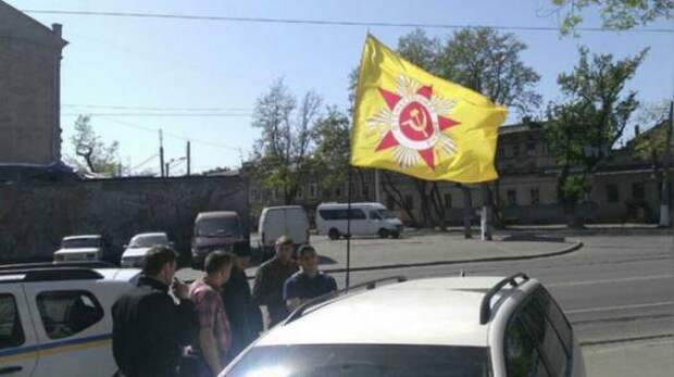 Пять лет тюрьмы за символ Победы