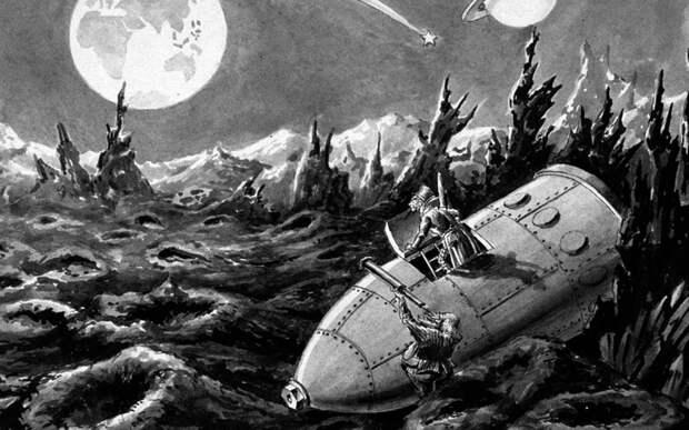 5 сбывшихся произведений Жюля Верна, из-за которых начинаешь считать его пророком
