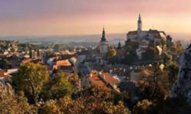 Осенние маршруты 2018- Южная Моравия