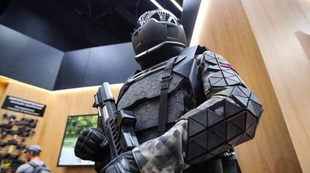 Экзоскелеты облегчат выполнение заданий бойцам спецподразделений