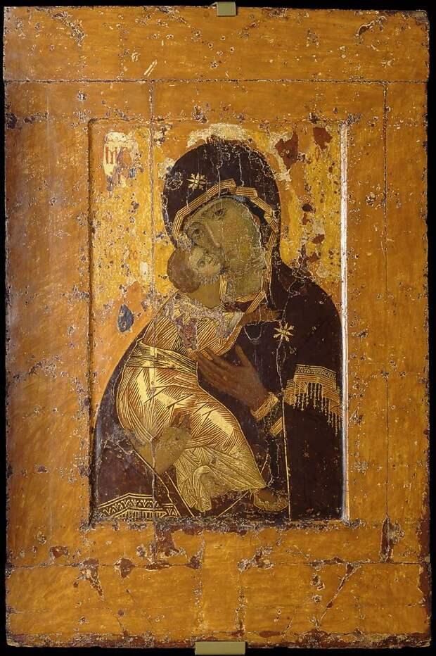 В чем ценность иконы Владимирской Богоматери