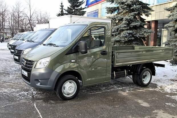 ГАЗель NEXT автомобили, газ, фоторепортаж