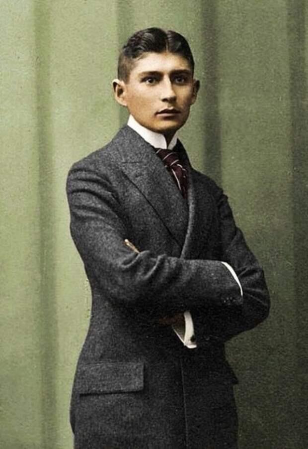 Франц Кафка. / Фото: www.mycdn.me
