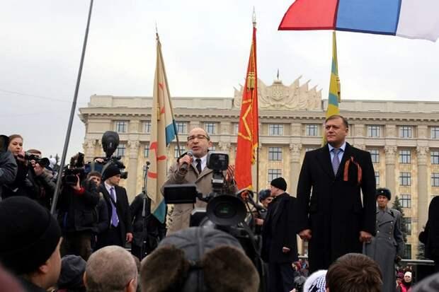 «Крым ушел в Россию законно» – в Харькове высказались о марте 2014