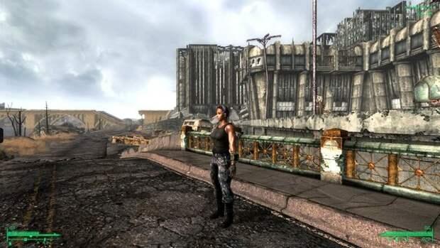 Fallout 3. Взгляд на игру спустя 11 лет!