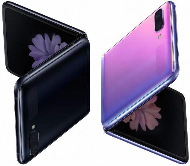 Гибкий и дорогой Samsung Galaxy Z Flip полностью рассекречен за две недели до анонса