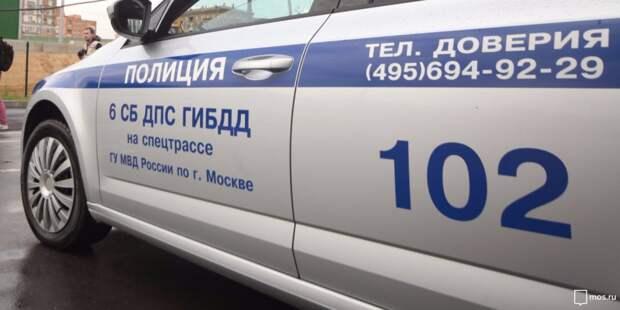 На Федерова Полетаева водитель сбил пешехода