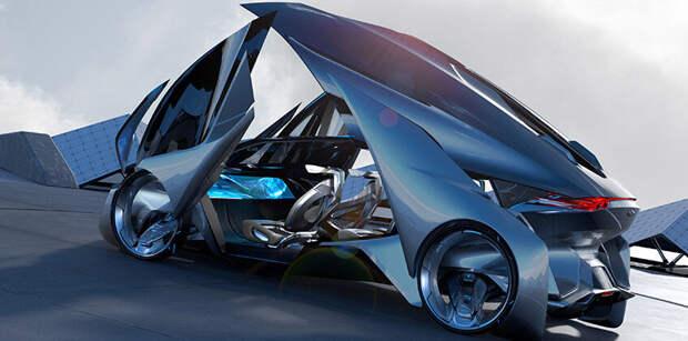Революция авто. Кто будет рулить? И что останется под капотом? Машины будущего