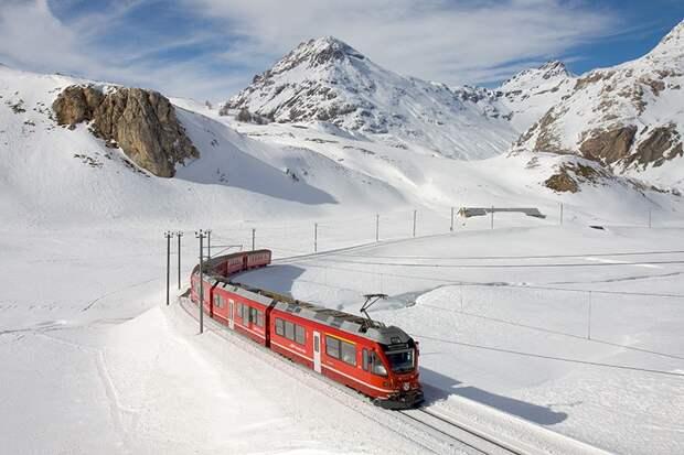 Chbahns58 Топ 5 самых необычных железных дорог Швейцарии