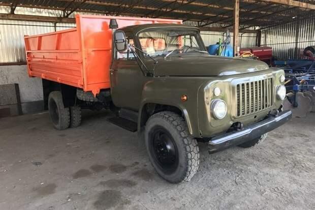 ГАЗ-53 автомобили, газ, фоторепортаж