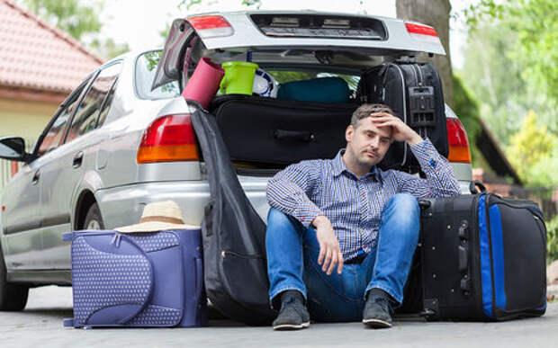 Что и как укладывать в багажник — инструкция «За рулем»