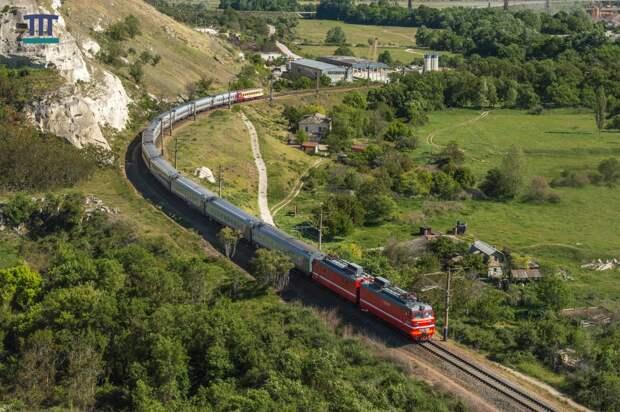 Стартовали продажи билетов на поезд Симферополь – Вологда