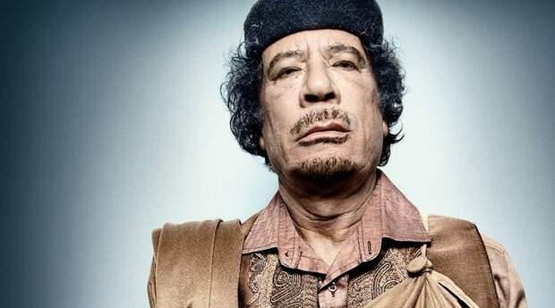 Каддафи убили из-за воды, а не нефти